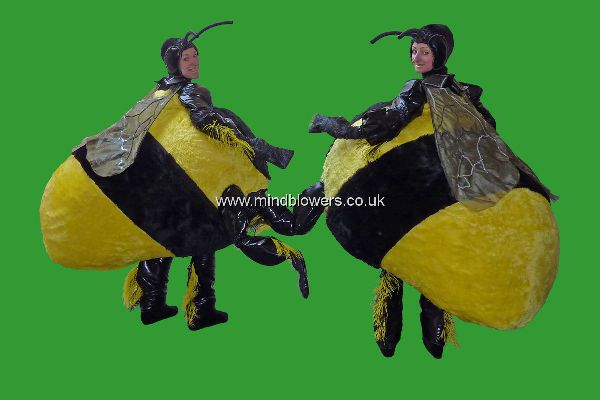 Roving Bumble Bee Act