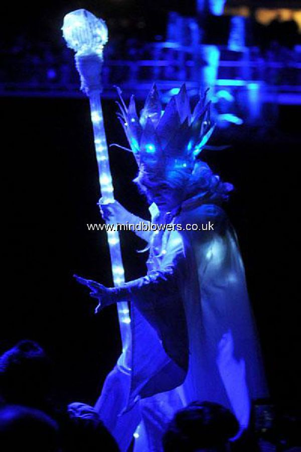 Ice Giant Stilt Walker