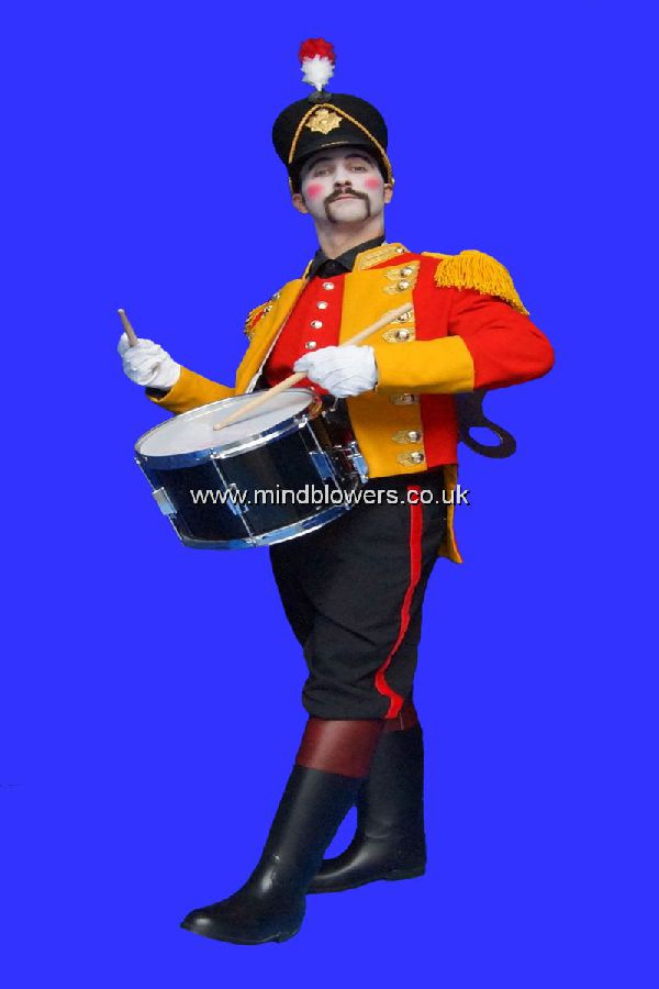 Toy Soldier Roving Act